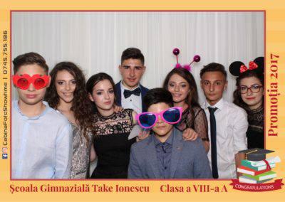 Cabina Foto Showtime - FUN BOX - Banchet Scoala Gimnaziala Take Ionescu Promotia 2017 (31)