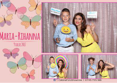 Cabina Foto Showtime - FUN BOX - Botez Maria Rihanna Luxury Events Valcea (8)