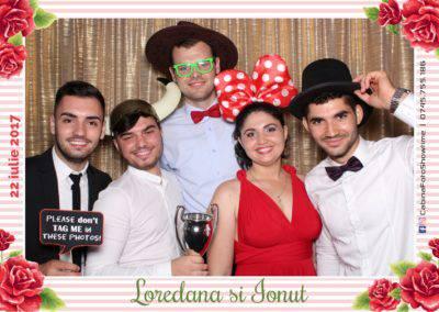 Cabina Foto Showtime - FUN BOX - Nunta Loredana si Ionut (126)