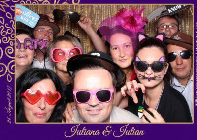 Cabina Foto Showtime - Iuliana si Iulian - Nunta Restaurant Casa Alba Valcea (10)