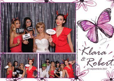 Cabina Foto Showtime - Klara si Robert - Nunta Restaurant Luxury Events Valcea (8)