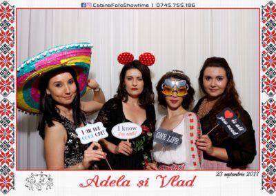 Cabina Foto Showtime - Adela si Vlad Popescu - Nunta Restaurant OK Zavoi Valcea (40)