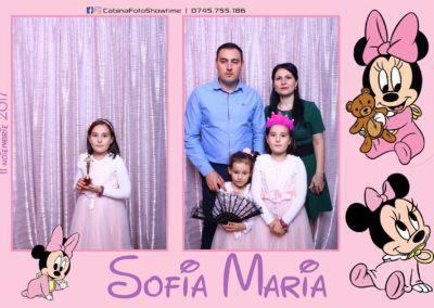 Cabina Foto Showtime - Botez Sofia Maria - Hotel Maria (1)