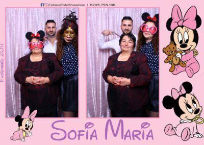 Cabina Foto Showtime - Botez Sofia Maria - Hotel Maria (10)