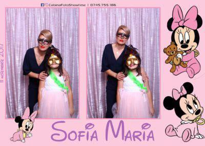 Cabina Foto Showtime - Botez Sofia Maria - Hotel Maria (100)
