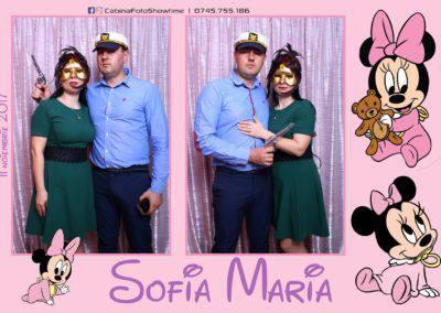 Cabina Foto Showtime - Botez Sofia Maria - Hotel Maria (101)