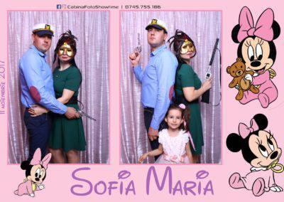 Cabina Foto Showtime - Botez Sofia Maria - Hotel Maria (102)