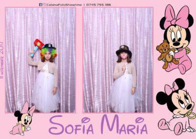 Cabina Foto Showtime - Botez Sofia Maria - Hotel Maria (103)