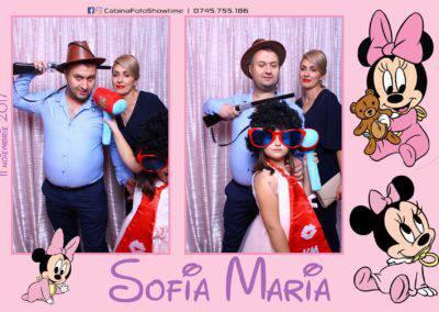 Cabina Foto Showtime - Botez Sofia Maria - Hotel Maria (104)