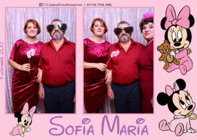 Cabina Foto Showtime - Botez Sofia Maria - Hotel Maria (105)