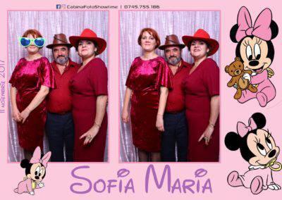 Cabina Foto Showtime - Botez Sofia Maria - Hotel Maria (106)