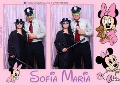 Cabina Foto Showtime - Botez Sofia Maria - Hotel Maria (107)