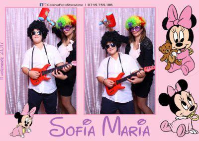 Cabina Foto Showtime - Botez Sofia Maria - Hotel Maria (108)