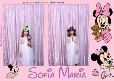 Cabina Foto Showtime - Botez Sofia Maria - Hotel Maria (109)