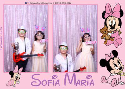 Cabina Foto Showtime - Botez Sofia Maria - Hotel Maria (11)