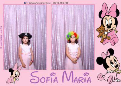 Cabina Foto Showtime - Botez Sofia Maria - Hotel Maria (110)