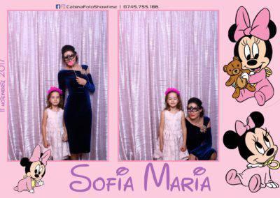 Cabina Foto Showtime - Botez Sofia Maria - Hotel Maria (111)