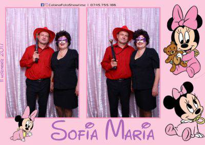 Cabina Foto Showtime - Botez Sofia Maria - Hotel Maria (112)