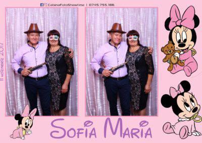 Cabina Foto Showtime - Botez Sofia Maria - Hotel Maria (113)