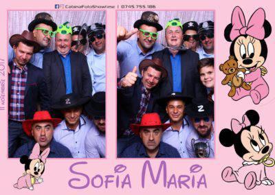 Cabina Foto Showtime - Botez Sofia Maria - Hotel Maria (114)