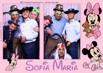 Cabina Foto Showtime - Botez Sofia Maria - Hotel Maria (115)