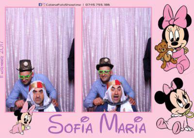 Cabina Foto Showtime - Botez Sofia Maria - Hotel Maria (116)