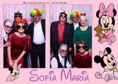 Cabina Foto Showtime - Botez Sofia Maria - Hotel Maria (117)