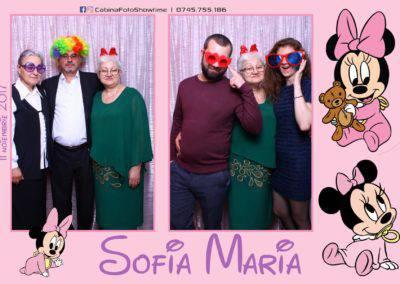 Cabina Foto Showtime - Botez Sofia Maria - Hotel Maria (118)