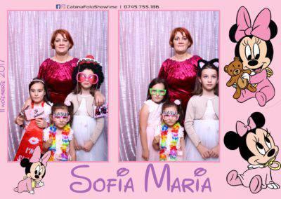 Cabina Foto Showtime - Botez Sofia Maria - Hotel Maria (119)