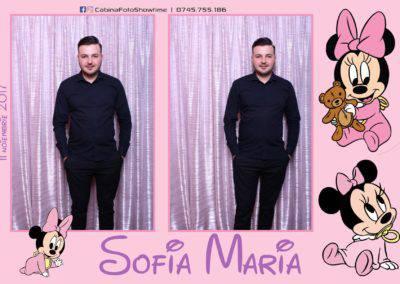 Cabina Foto Showtime - Botez Sofia Maria - Hotel Maria (12)