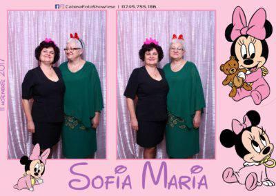 Cabina Foto Showtime - Botez Sofia Maria - Hotel Maria (120)