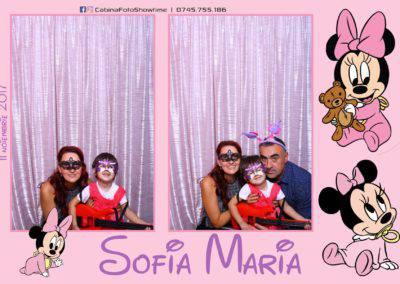 Cabina Foto Showtime - Botez Sofia Maria - Hotel Maria (121)