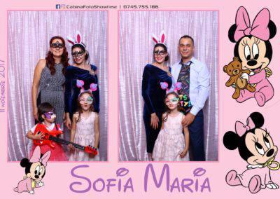 Cabina Foto Showtime - Botez Sofia Maria - Hotel Maria (122)