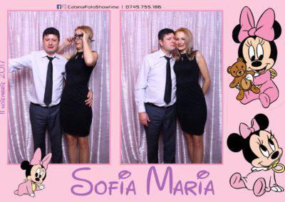Cabina Foto Showtime - Botez Sofia Maria - Hotel Maria (123)