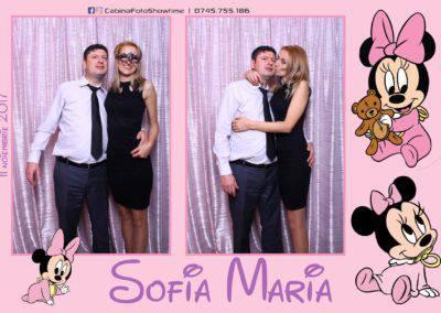 Cabina Foto Showtime - Botez Sofia Maria - Hotel Maria (124)