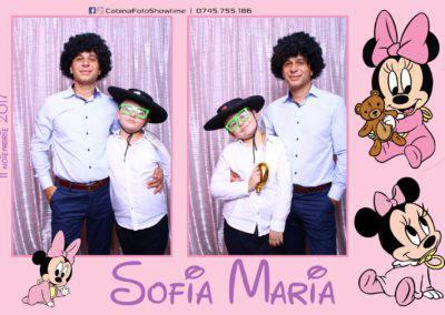 Cabina Foto Showtime - Botez Sofia Maria - Hotel Maria (125)