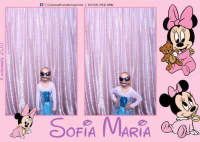 Cabina Foto Showtime - Botez Sofia Maria - Hotel Maria (126)