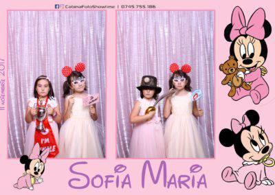 Cabina Foto Showtime - Botez Sofia Maria - Hotel Maria (127)