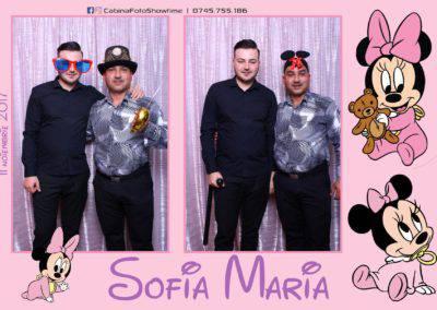 Cabina Foto Showtime - Botez Sofia Maria - Hotel Maria (13)