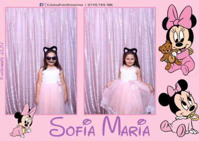 Cabina Foto Showtime - Botez Sofia Maria - Hotel Maria (130)