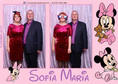 Cabina Foto Showtime - Botez Sofia Maria - Hotel Maria (131)