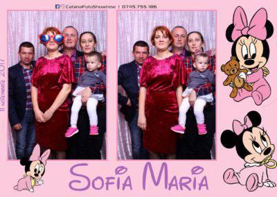 Cabina Foto Showtime - Botez Sofia Maria - Hotel Maria (132)