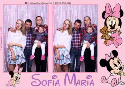 Cabina Foto Showtime - Botez Sofia Maria - Hotel Maria (133)