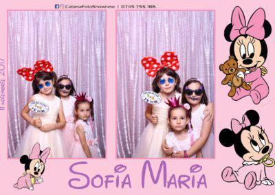 Cabina Foto Showtime - Botez Sofia Maria - Hotel Maria (134)