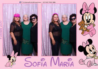 Cabina Foto Showtime - Botez Sofia Maria - Hotel Maria (136)