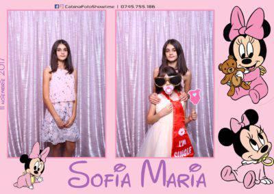 Cabina Foto Showtime - Botez Sofia Maria - Hotel Maria (137)