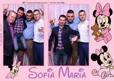 Cabina Foto Showtime - Botez Sofia Maria - Hotel Maria (139)
