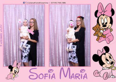Cabina Foto Showtime - Botez Sofia Maria - Hotel Maria (14)