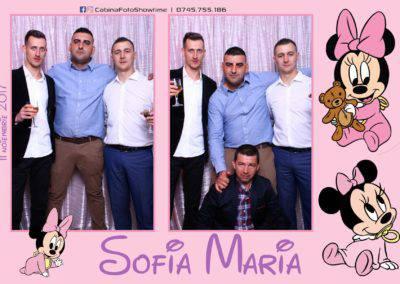 Cabina Foto Showtime - Botez Sofia Maria - Hotel Maria (140)