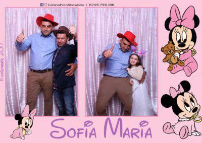 Cabina Foto Showtime - Botez Sofia Maria - Hotel Maria (141)
